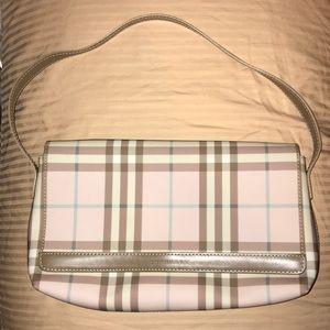 Burberry RARE Pink Shoulder Bag